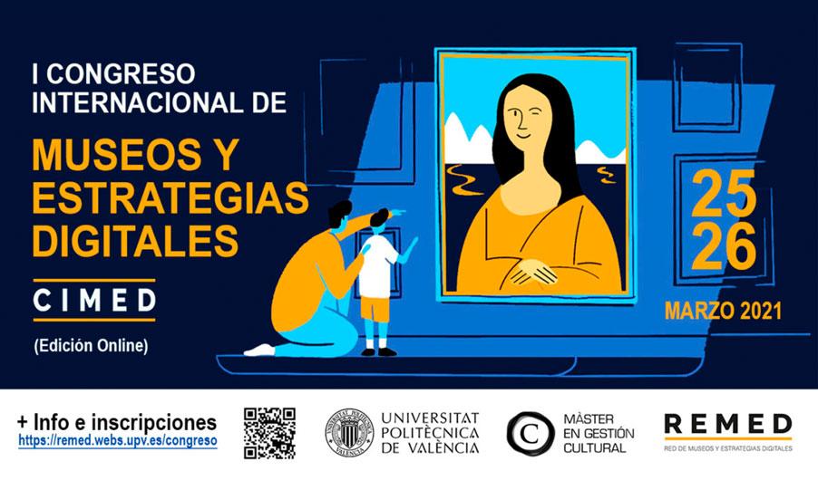 INVESTIGACIÓN CIENTÍFICA. I CONGRESO INTERNACIONAL DE MUSEOS Y ESTRATEGIAS DIGITALES.