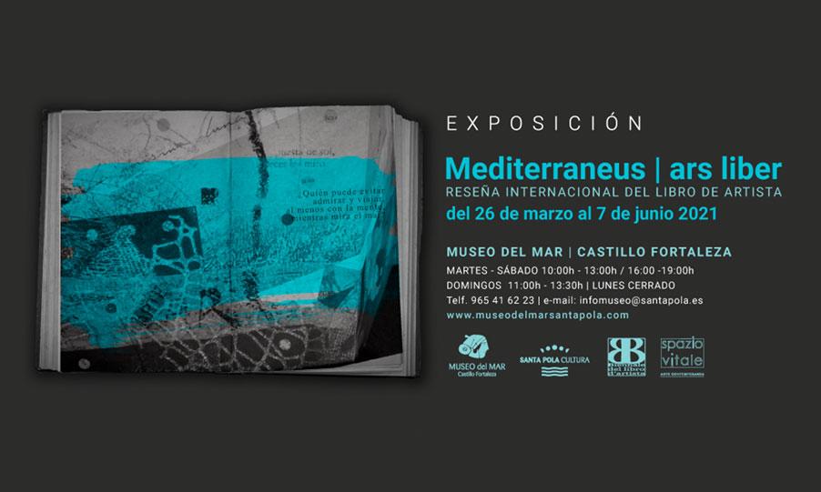 CONVOCATORIA INTERNACIONAL DE LIBRO DE ARTISTA MEDITERRANEUS ARS LIBERS