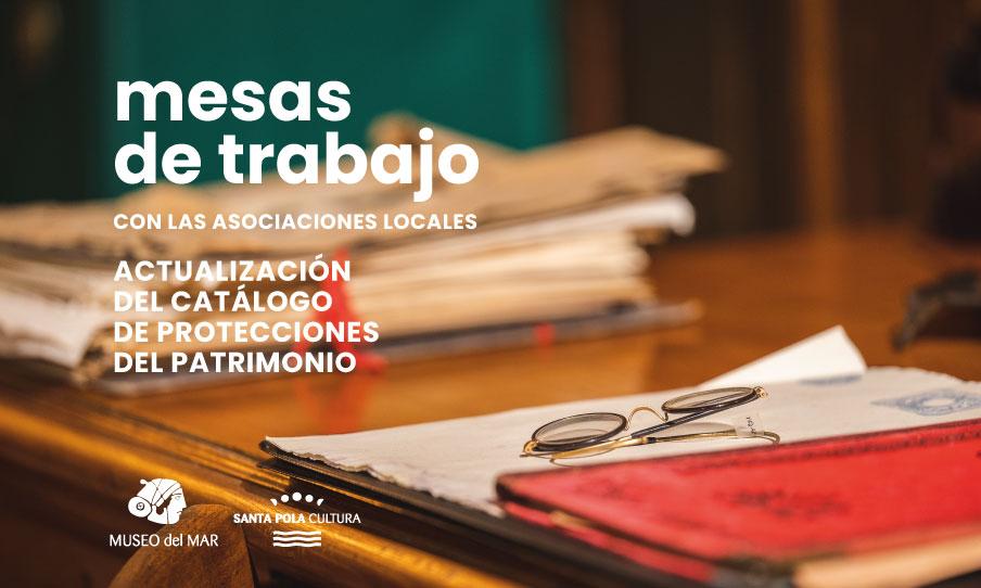 EL MUSEO DEL MAR CONVOCA TRES MESAS DE TRABAJO CON ASOCIACIONES CULTURALES LOCALES